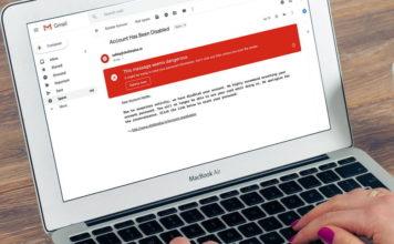 Gmail - Correo confidencial se autodestruye.